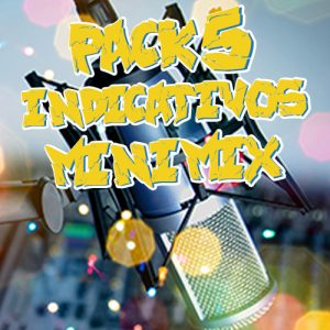 indicativo pack 5 minimix