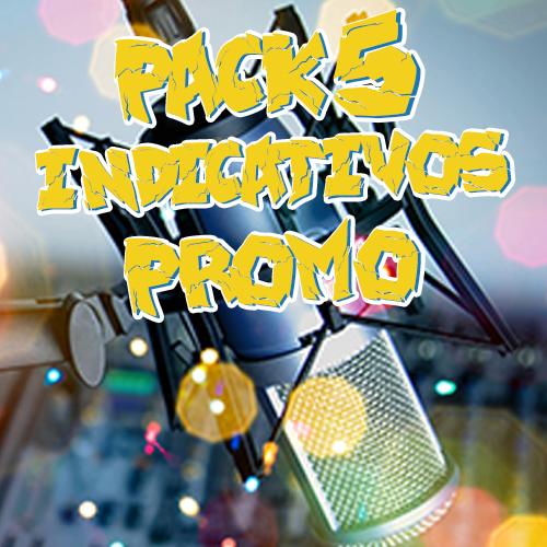 indicativo pack 5 promo
