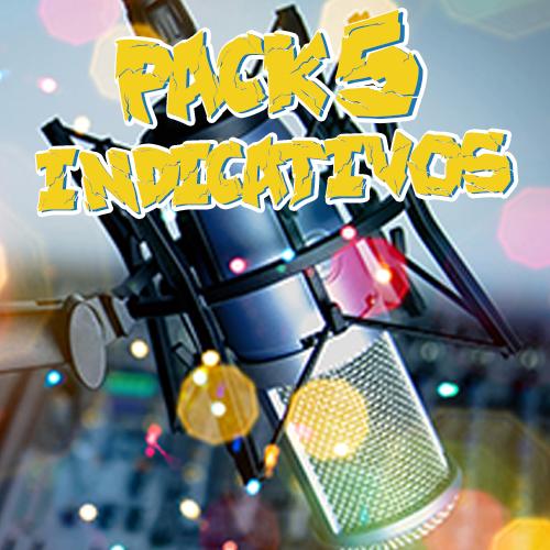 indicativo pack 5